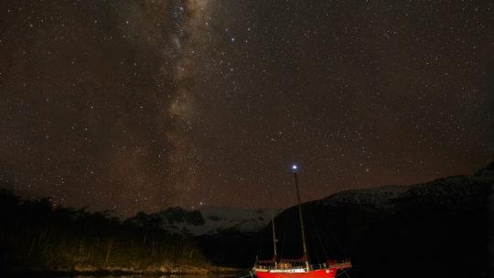 Das Ankergeschirr unsrer Blauwasseryacht