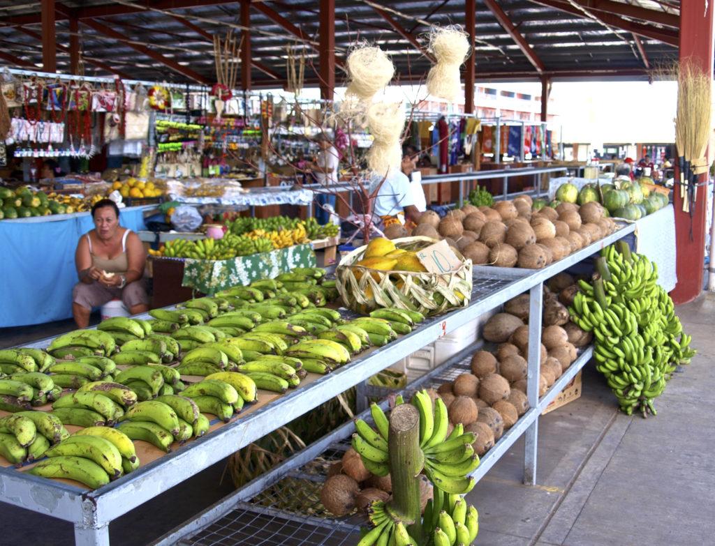 Markt in Tonga