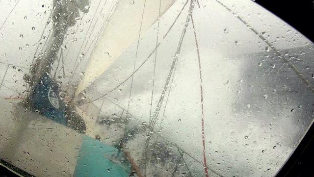 Sturmsegeln Gegenangriff mit Motorunterstützung