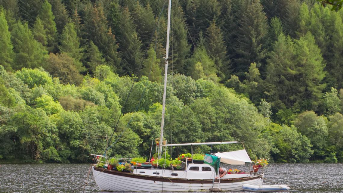 Ein Boot als Zuhause