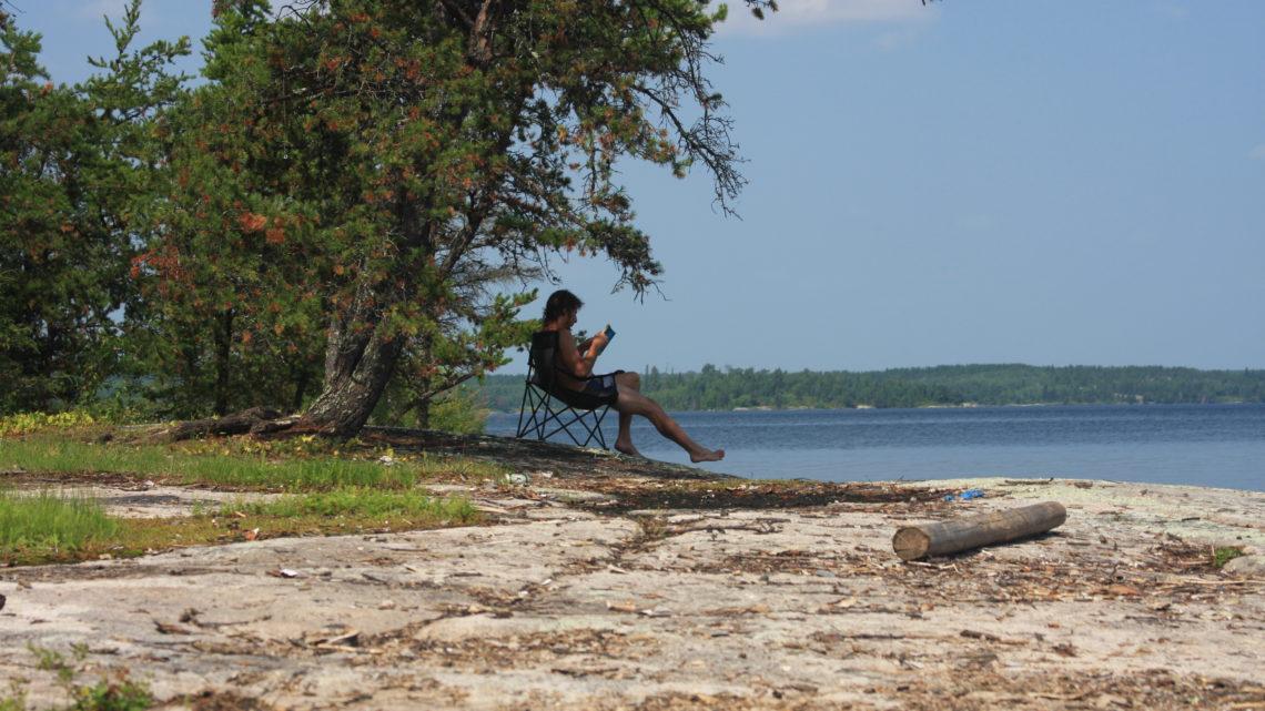 Lesegenuss zu Wasser und zu Land
