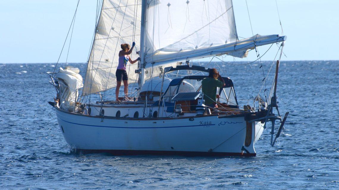 Bordfrau und Skipper –  oder doch alles Segler*innen?
