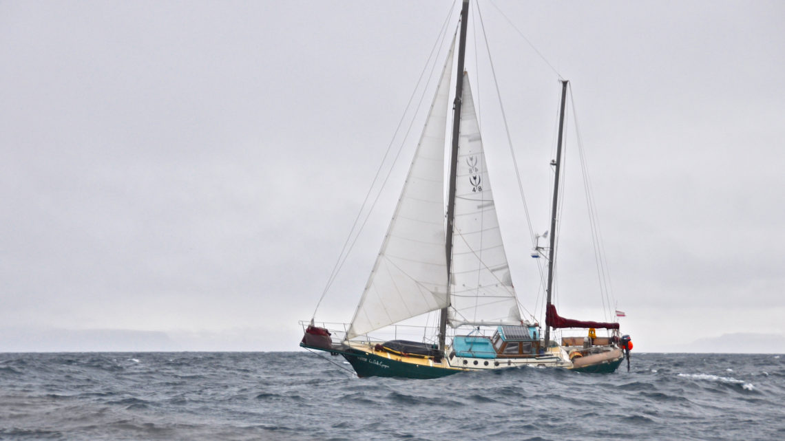 Sicherheit auf Yachten  – Teil 1