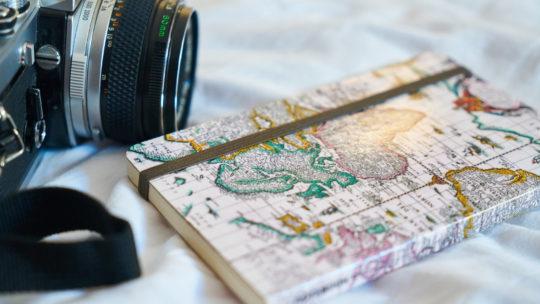 Schreiben auf Reisen – Teil 2