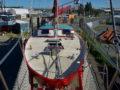 Das Deck der Blauwasseryacht – Teil 2: Ankerrolle, Ankerklüse, Bugsprit und Bugbeschläge