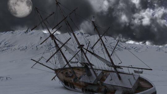 Die Eroberung der Nordwest Passage