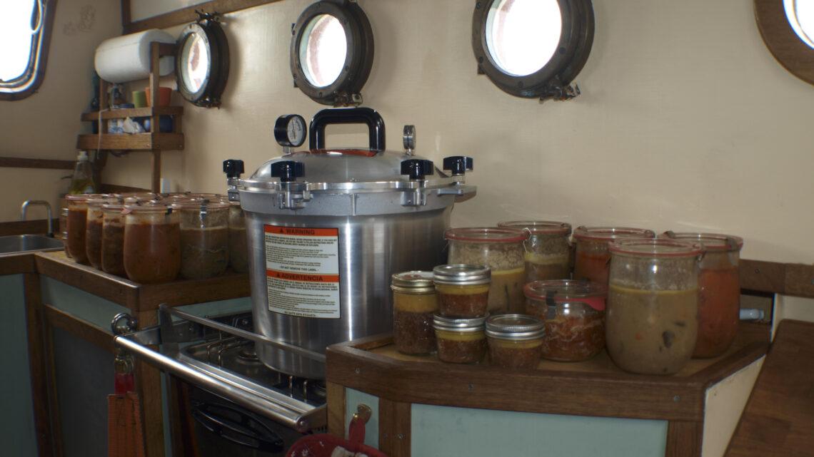 Pantry & Proviant: Der richtige Einkochtopf zum Einkochen von Fleisch, Fisch und Meeresfrüchten